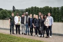 Graduates of 2017 (All Rights Reserved, Iga Kuriata, Moesgaard Museum, MOMU, Foto/Medie afdelingen Moesgaard, AU, Antropologi, færdige, kandidater, gruppebillede, 30 juni 2017, Iga Kuriata)