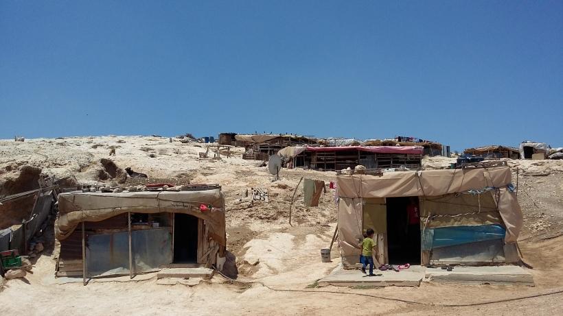 2 Fieldwork Bedouin Community Zamba